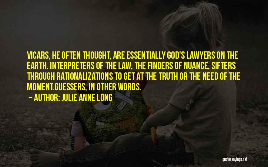 Pocong Juga Pocong Quotes By Julie Anne Long
