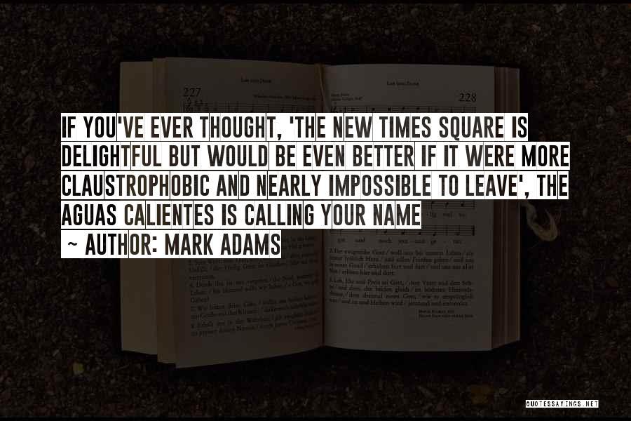 Pocong Juga Pocong Quotes By Mark Adams