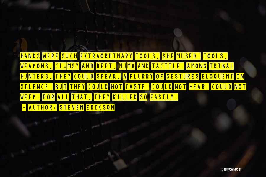 Pocong Juga Pocong Quotes By Steven Erikson