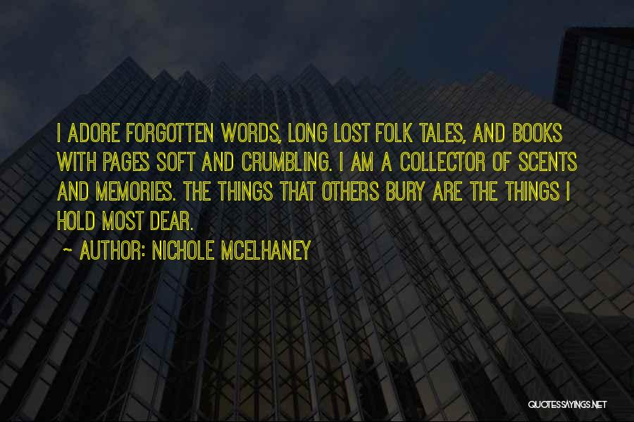 Poetry Books Quotes By Nichole McElhaney