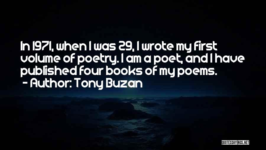 Poetry Books Quotes By Tony Buzan