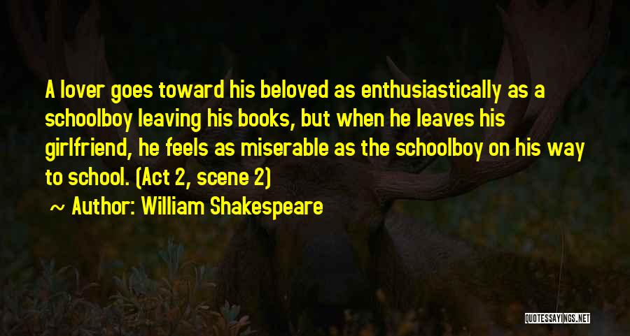 Poetry Books Quotes By William Shakespeare