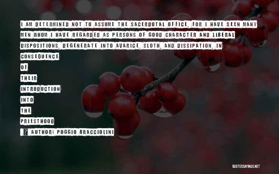 Poggio Bracciolini Quotes 815354