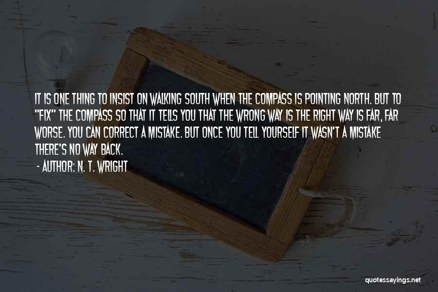 Pointing The Way Quotes By N. T. Wright