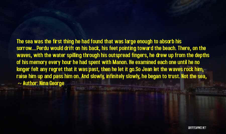 Pointing The Way Quotes By Nina George