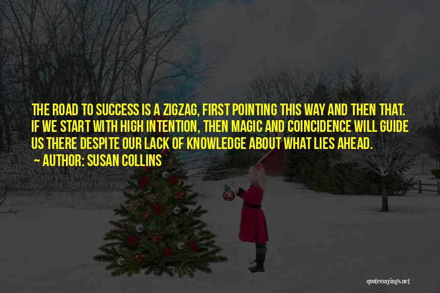 Pointing The Way Quotes By Susan Collins