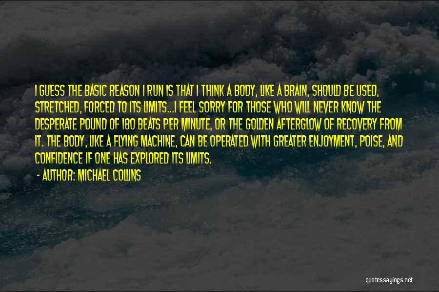 Poise And Confidence Quotes By Michael Collins