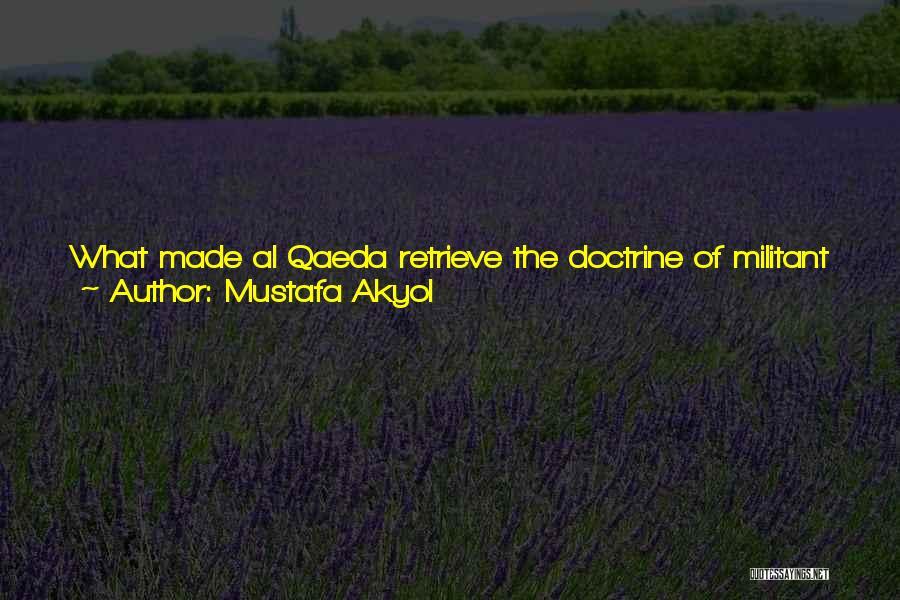 Political Dialogue Quotes By Mustafa Akyol
