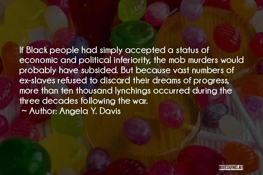 Political Murders Quotes By Angela Y. Davis