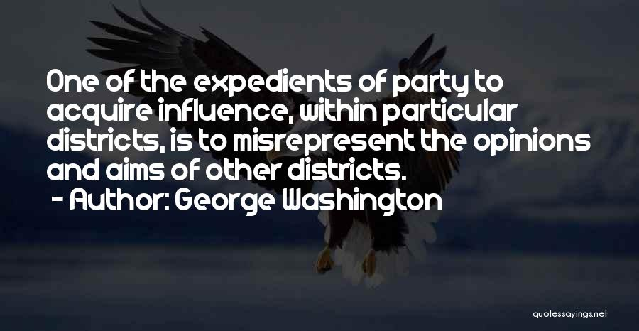 Politics And Lies Quotes By George Washington
