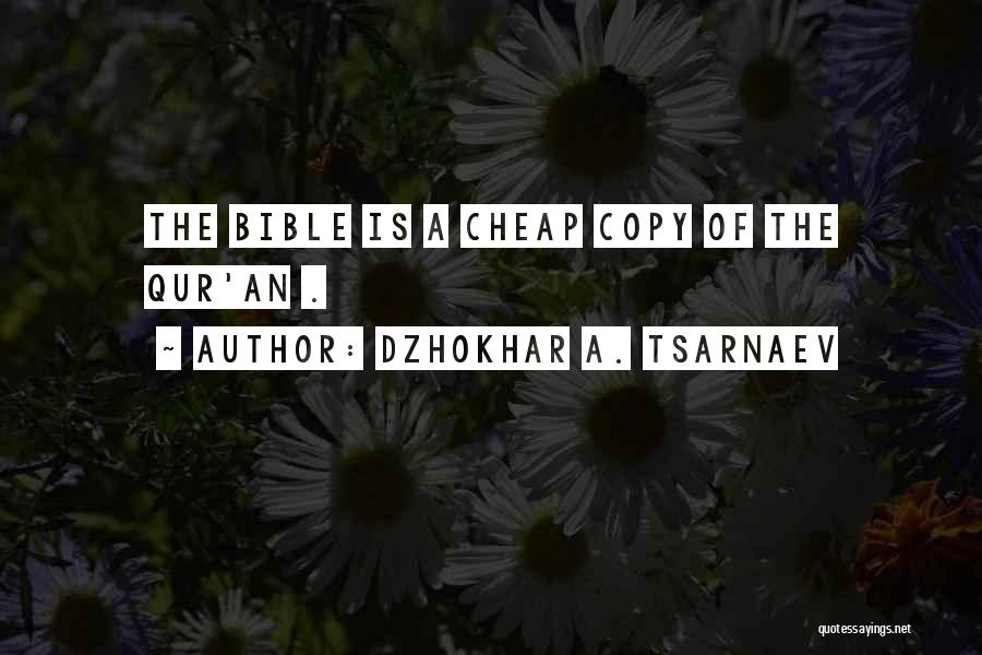 Politics In The Bible Quotes By Dzhokhar A. Tsarnaev