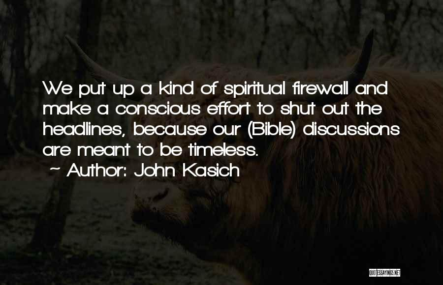 Politics In The Bible Quotes By John Kasich