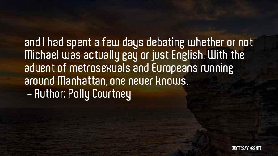 Polly Courtney Quotes 935617