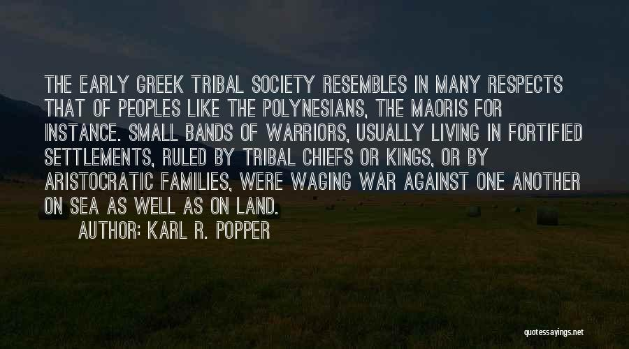 Polynesians Quotes By Karl R. Popper