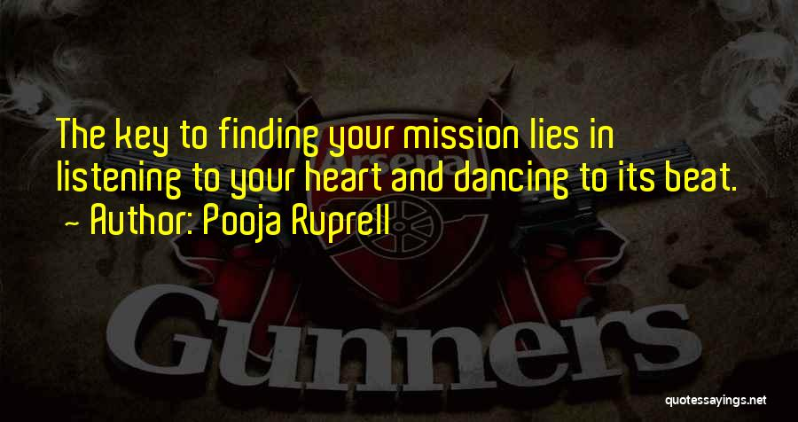Pooja Ruprell Quotes 1078784