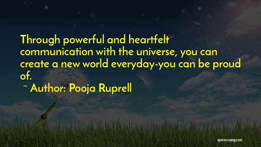 Pooja Ruprell Quotes 1235488
