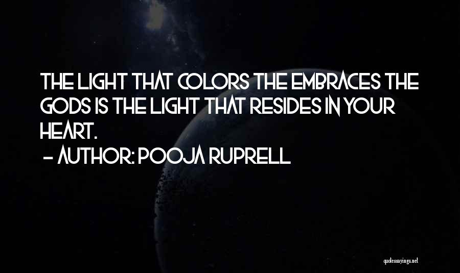 Pooja Ruprell Quotes 1358261
