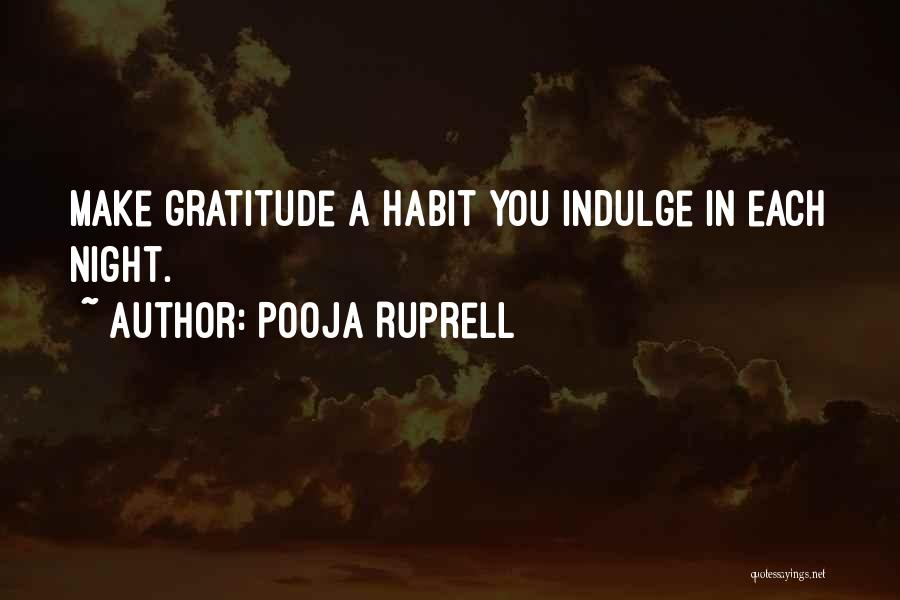 Pooja Ruprell Quotes 1485057