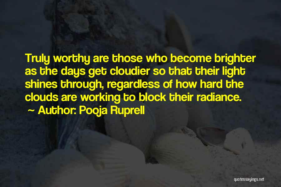 Pooja Ruprell Quotes 1487734