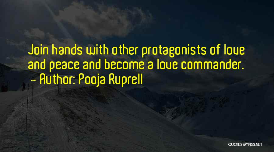 Pooja Ruprell Quotes 1635462