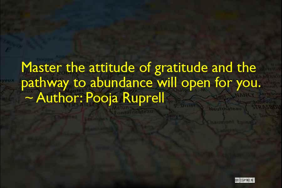 Pooja Ruprell Quotes 1690640