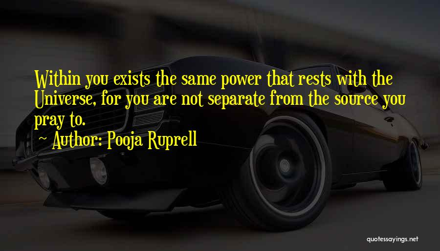 Pooja Ruprell Quotes 207794