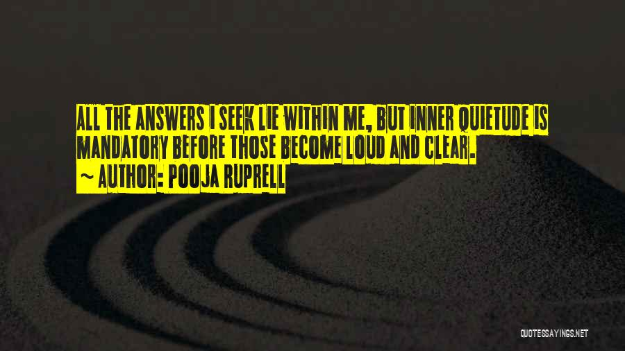 Pooja Ruprell Quotes 2219284