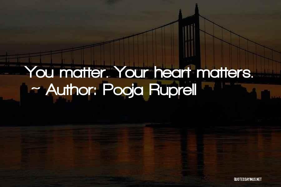Pooja Ruprell Quotes 2259335