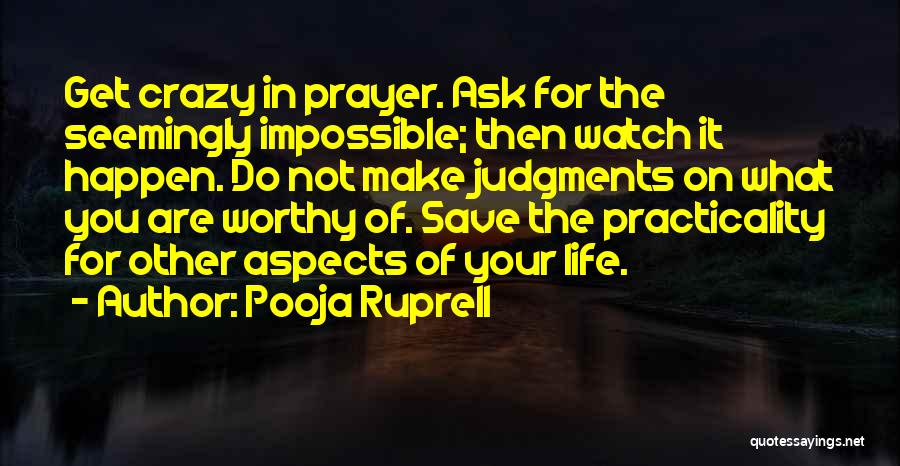 Pooja Ruprell Quotes 475586