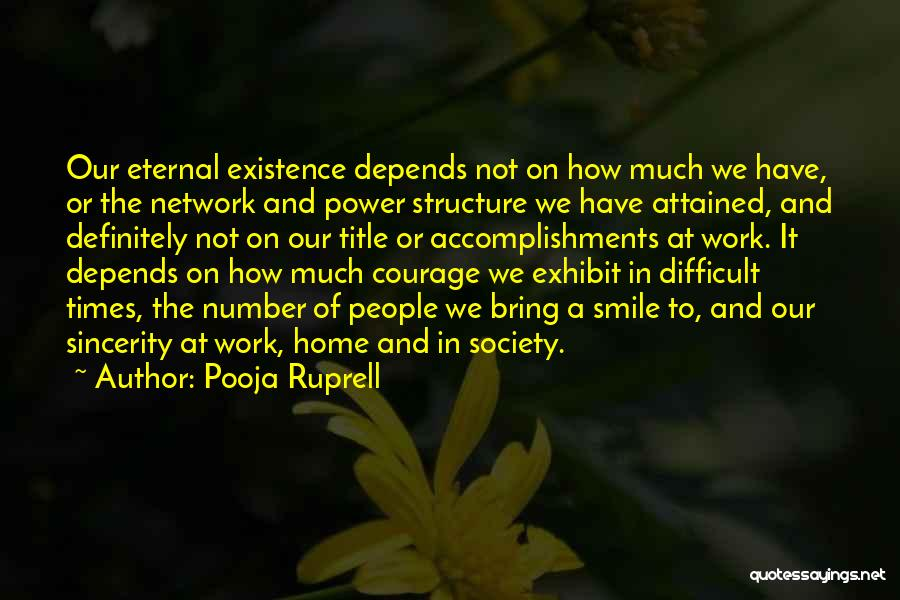 Pooja Ruprell Quotes 647126