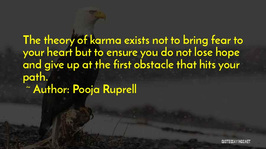 Pooja Ruprell Quotes 673044