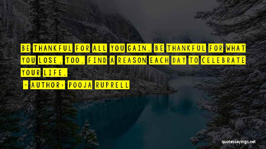 Pooja Ruprell Quotes 792478