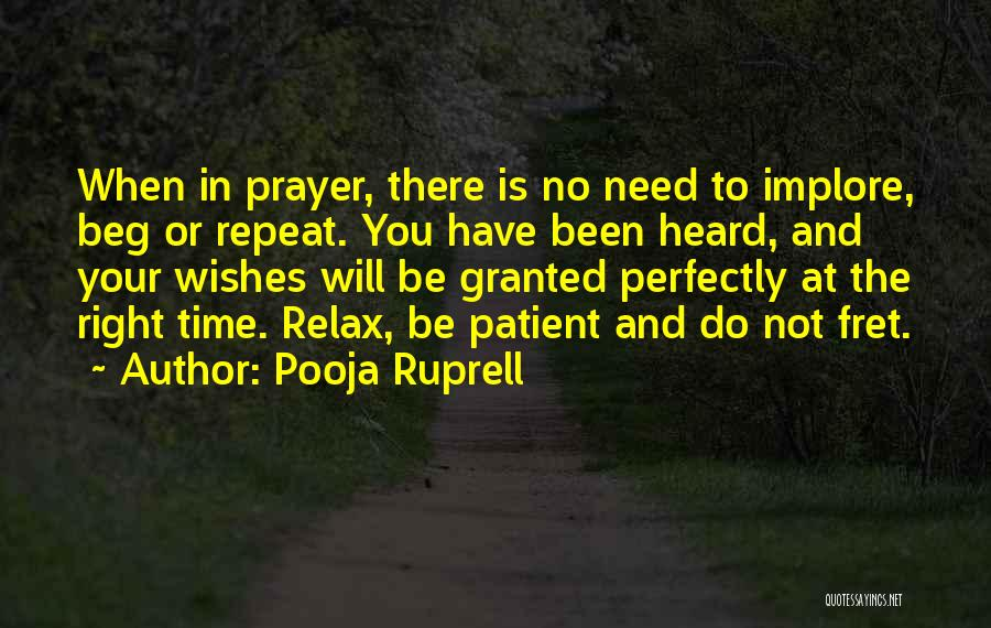 Pooja Ruprell Quotes 93126