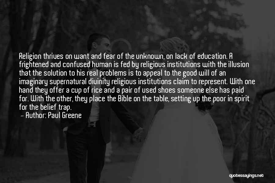 Poor In Spirit Bible Quotes By Paul Greene