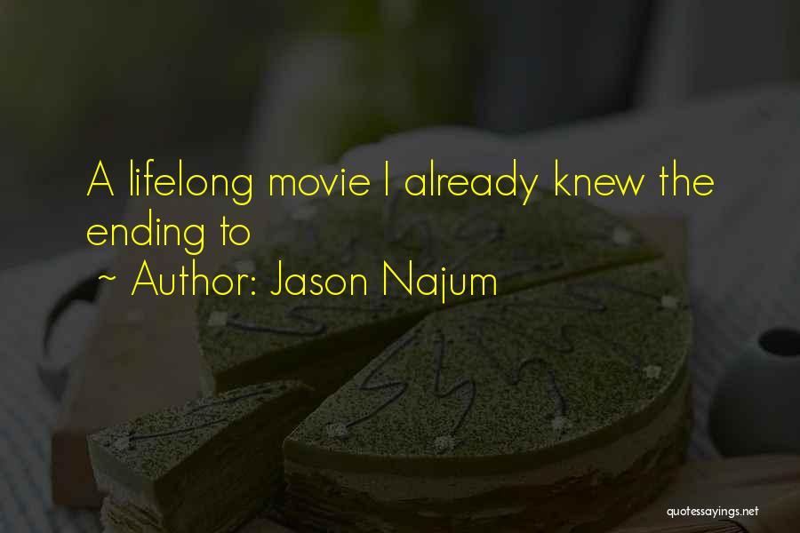 Pop Culture Movie Quotes By Jason Najum