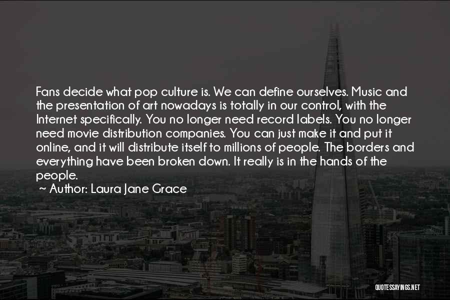 Pop Culture Movie Quotes By Laura Jane Grace