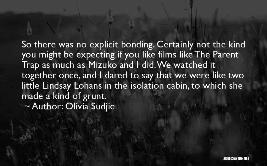 Pop Culture Movie Quotes By Olivia Sudjic