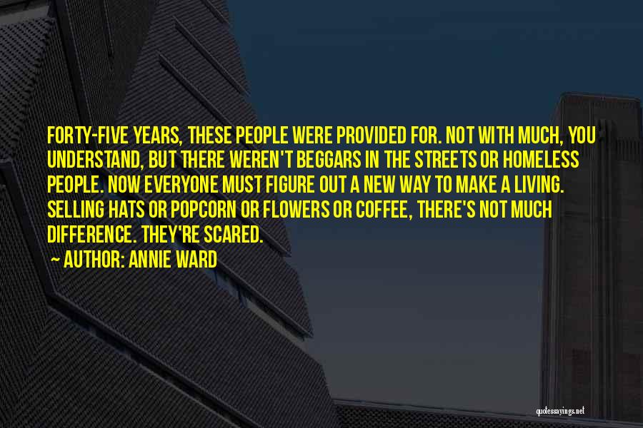 Popcorn Quotes By Annie Ward