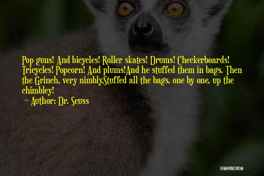 Popcorn Quotes By Dr. Seuss