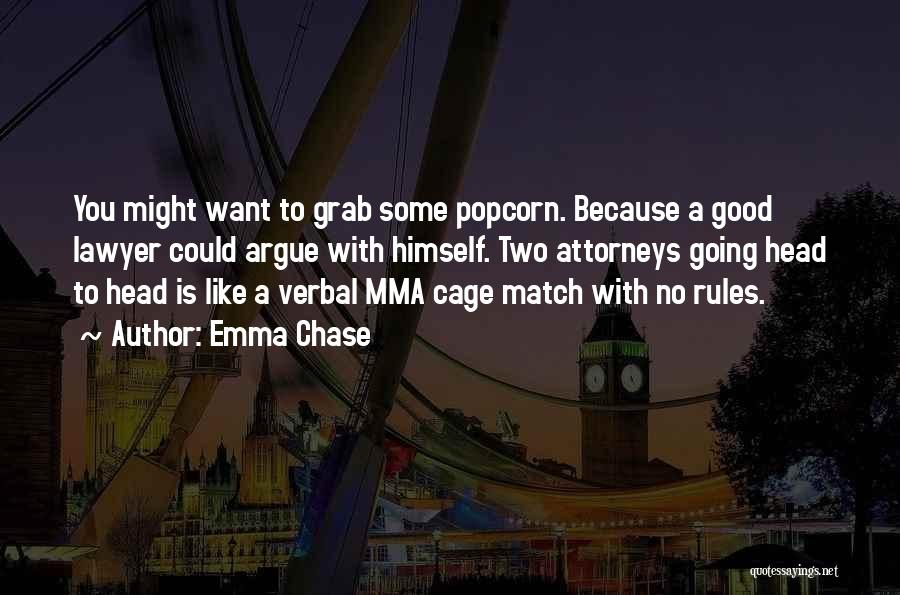 Popcorn Quotes By Emma Chase
