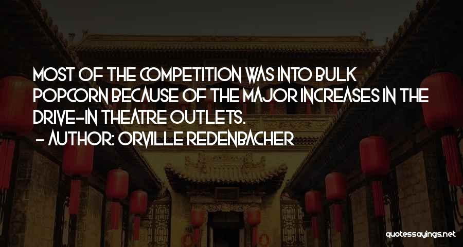 Popcorn Quotes By Orville Redenbacher