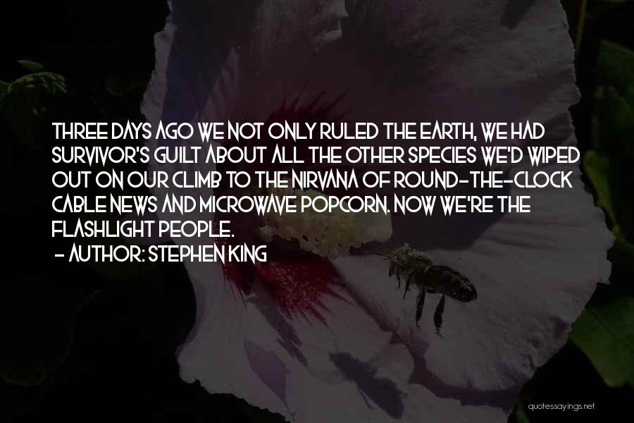 Popcorn Quotes By Stephen King
