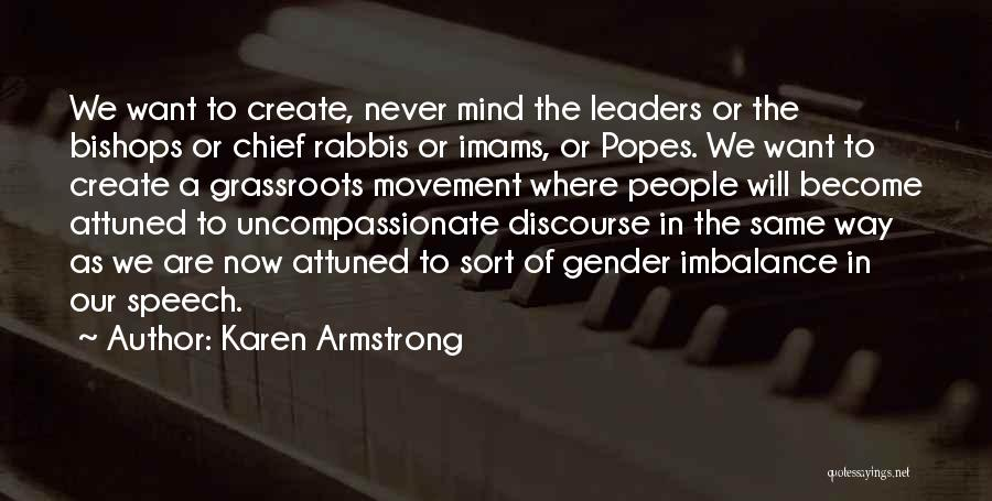 Popes Quotes By Karen Armstrong