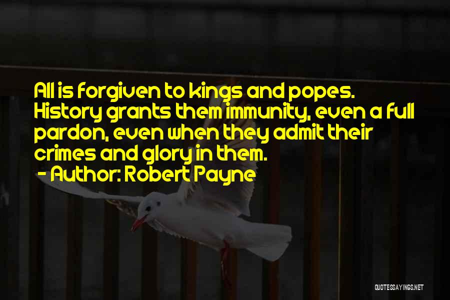 Popes Quotes By Robert Payne