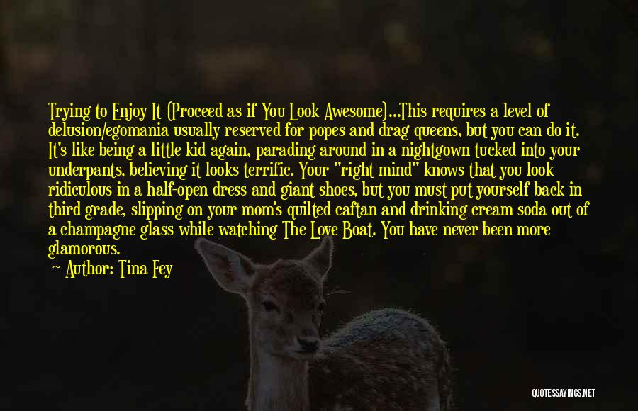 Popes Quotes By Tina Fey