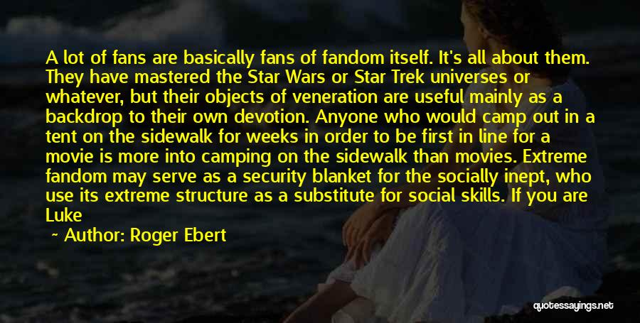 Popular Star Wars Quotes By Roger Ebert