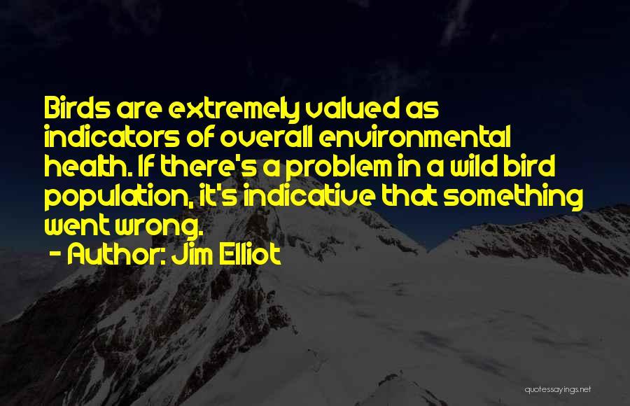 Population Problem Quotes By Jim Elliot