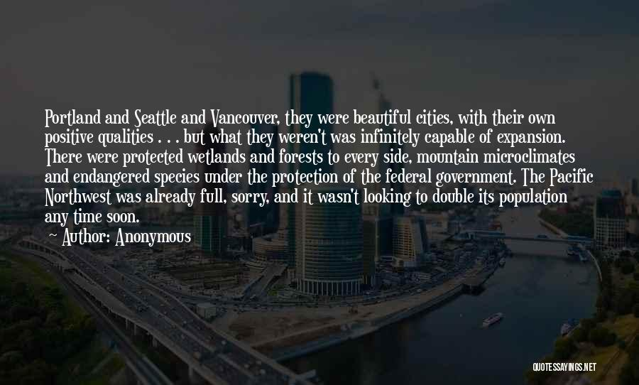 Portland Quotes By Anonymous