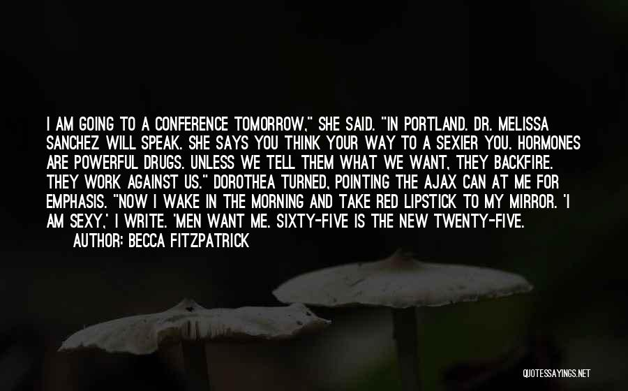 Portland Quotes By Becca Fitzpatrick