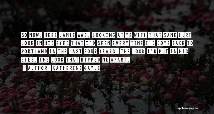 Portland Quotes By Catherine Gayle